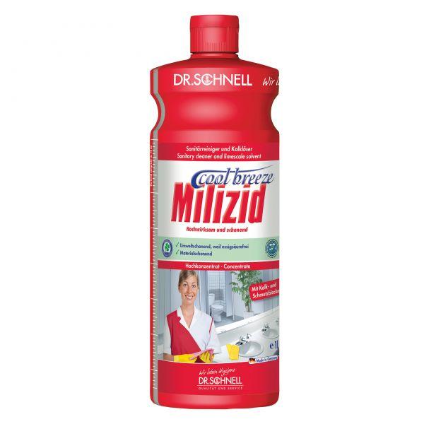 Dr. Schnell Milizid Cool Breeze Sanitärreiniger