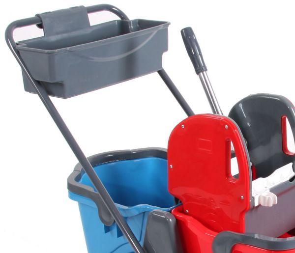 floorstar Deichselwanne für Kunststofffahrwagen Basic