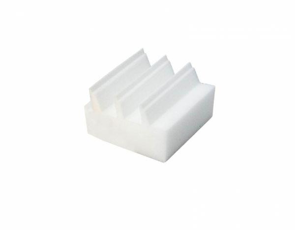 Sito Tastatur Reinigungsschwamm Melamineschaum weiß