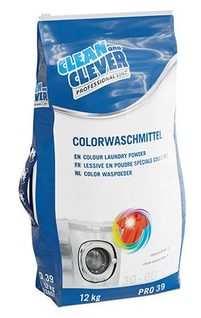 Colorwaschmittel PRO39 Clean and Clever