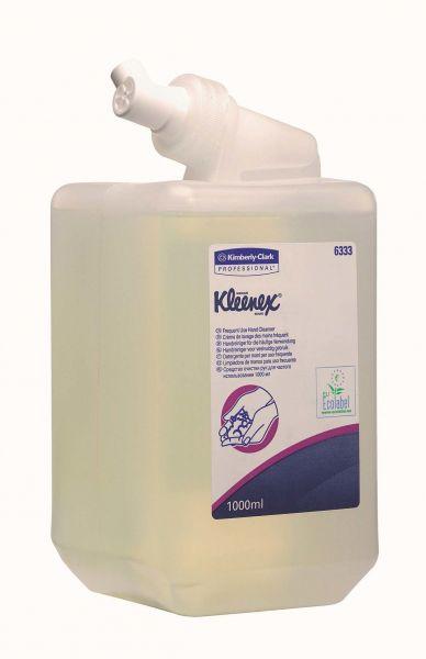 KLEENEX sanfte Waschlotion transparent unparfümiert 6x1 Liter