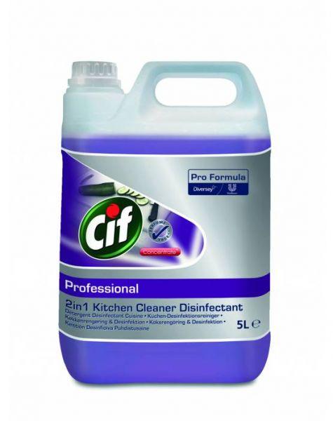 Cif Professional 2in1 Desinfektion