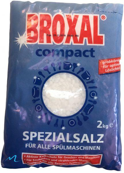 Broxal Spülmaschinensalz