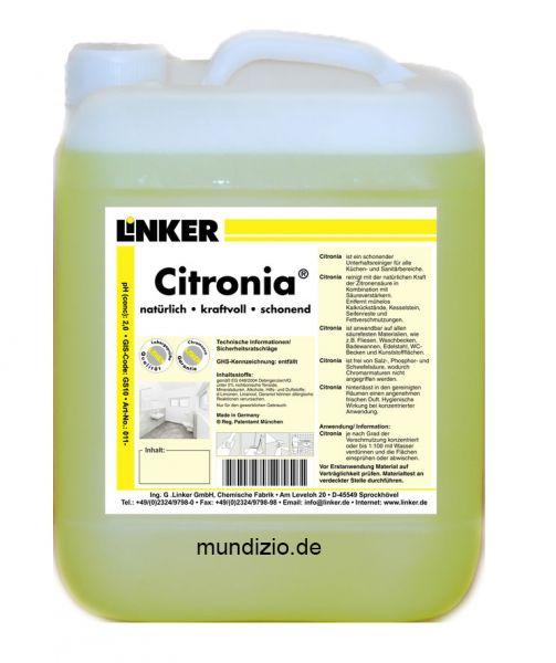 Linker Citronia Sanitärreiniger