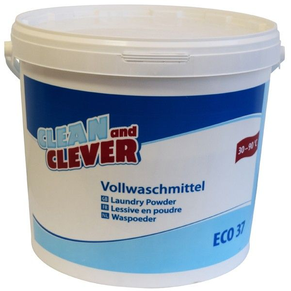 Vollwaschmittel SMA37 Clean and Clever