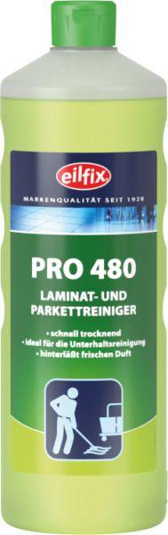 EILFIX PRO 480 Laminat- und Parkettreiniger