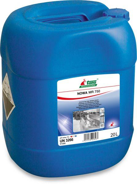 TANA nowa mr 750 Chlorfreier, hochalkalischer Reiniger
