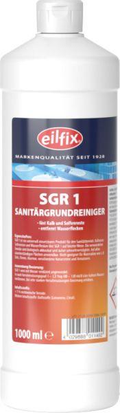 EILFIX SGR 1 Sanitärgrundreiniger