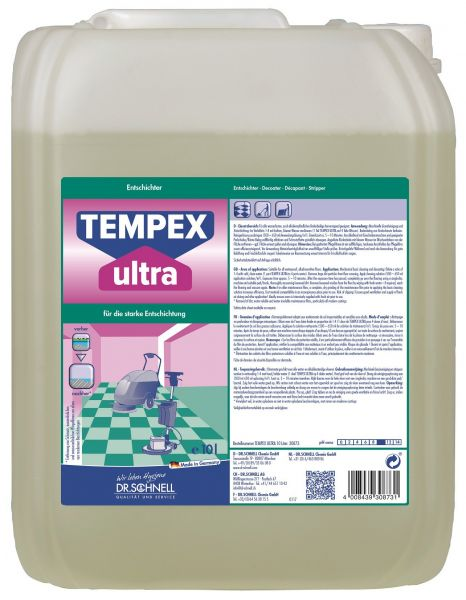 Dr. Schnell Tempex Ultra, Grundreiniger 10 Liter