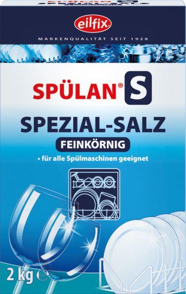 EILFIX Spülan Regenerier Salz fein