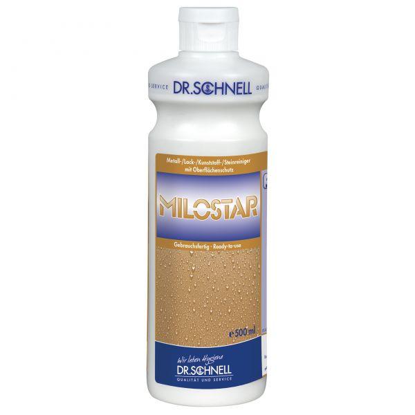 Dr. Schnell Milostar Metall-/Lack-/Kunststoff-/Steinreiniger mit Oberflächenschutz