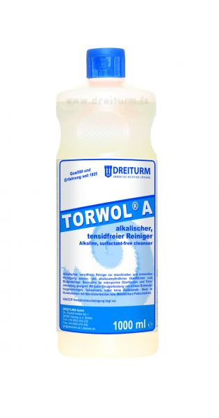 Dreiturm TORWOL A alkalischer tensidfreier Reiniger