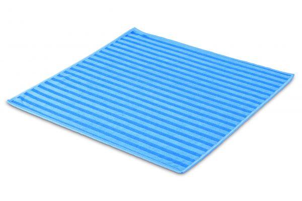 Microfaser Borstentuch 2in1 Funktion Blau