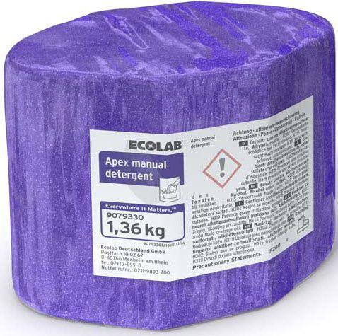 Ecolab Apex Manual Detergent, Hochkonzentriertes Handspülmittel