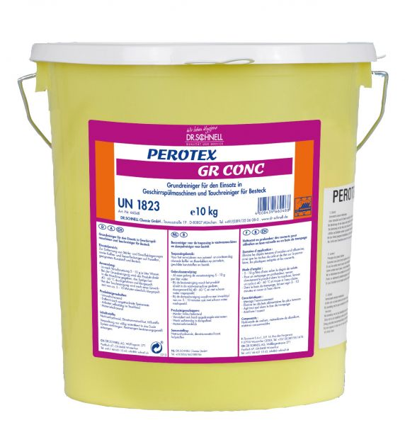 Dr. Schnell Perotex GR CONC Grundreiniger für Geschirrspülmaschinen