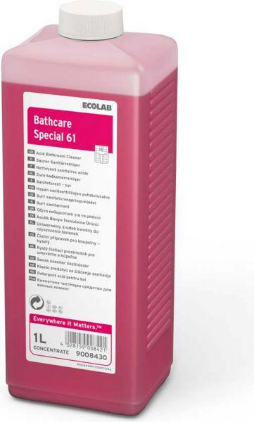 ECOLAB Bathcare Special 61 saurer Sanitärreinger