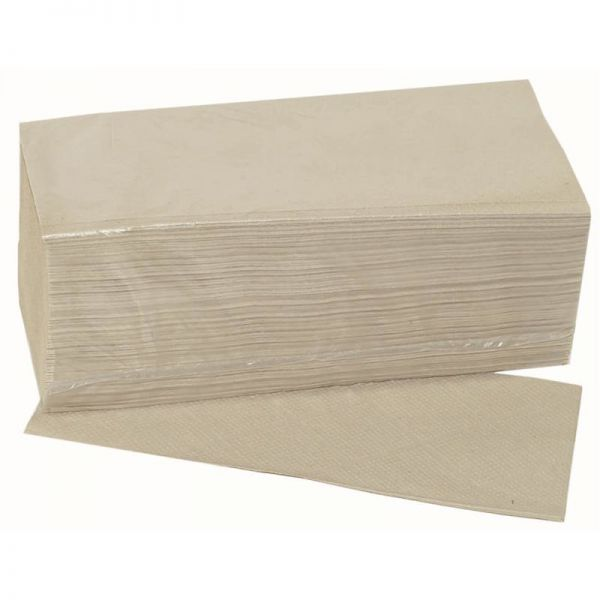 Handtuchpapier 1-lagig 25 x 23 ZZ Falz
