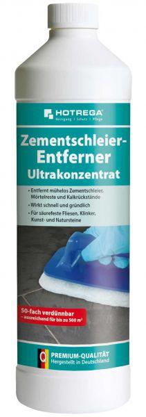 Hotrega Zementschleier-Entferner Ultrakonzentrat, 1 Liter Flasche