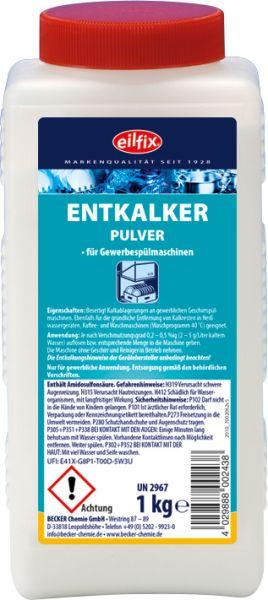 EILFIX Entkalker Pulver