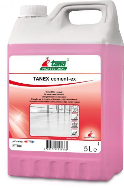 TANA tanex cement ex Zementschleierentferner
