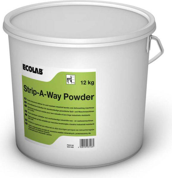 ECOLAB Strip-A-Way Powder - Entkalker und Zementschleierentferner
