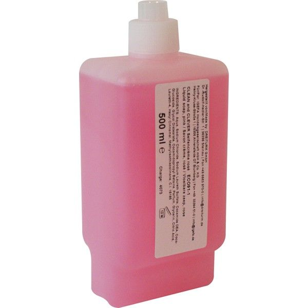 Seifencrème rosé SMA91 Clean and Clever