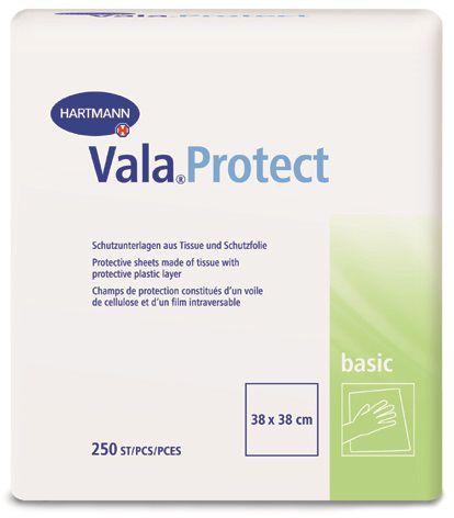 Vala Protect basic - Einmal-Schutzlaken