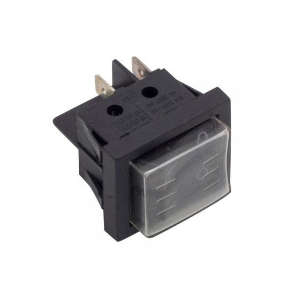 210154 Schalter für den Absaugmotor und Wasserdosierung