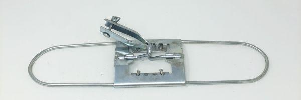 Klapphalter,Metall,37 cm
