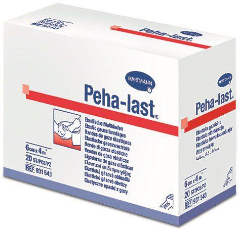 Peha-last elastische Fixierbinde aus Baumwolle