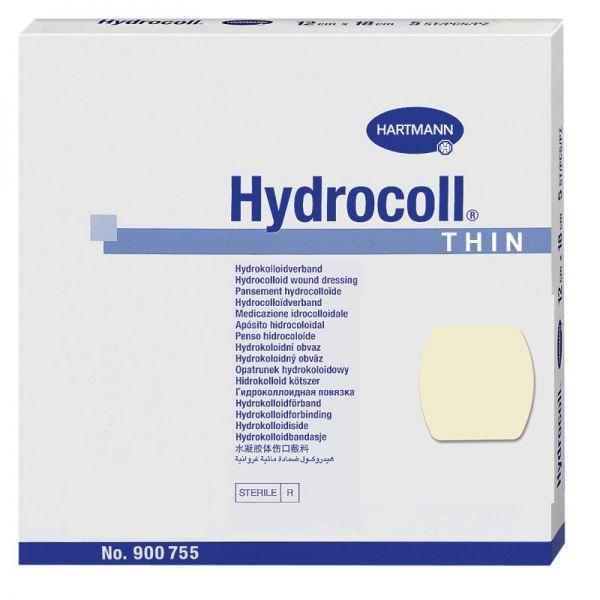 Hydrocoll thin schnell saugende Wundauflage
