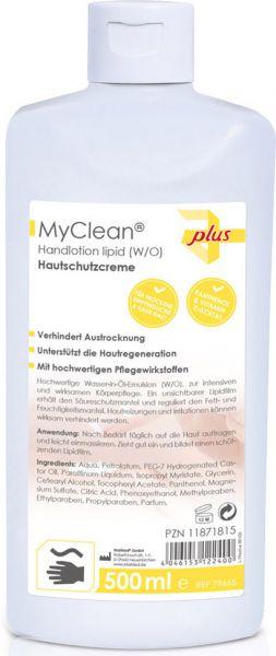 MyClean Handlotion lipid (W/O)