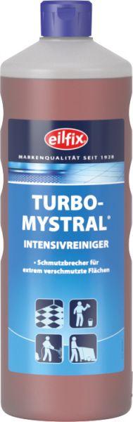 EILFIX TURBO-MYSTRAL Grundreiniger für PVC Böden