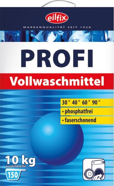 EILFIX PROFI-VOLLWASCHMITTEL für die professionelle Anwendung