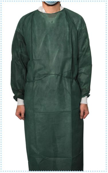 MaiMed Coat Protect Comfort Schutzkittel grün