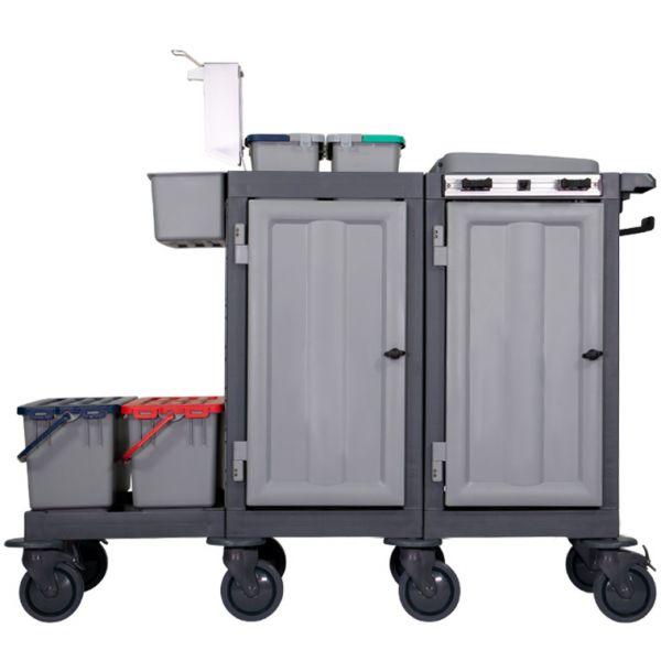 SPRiNTUS VariX-Box Reinigungswagen
