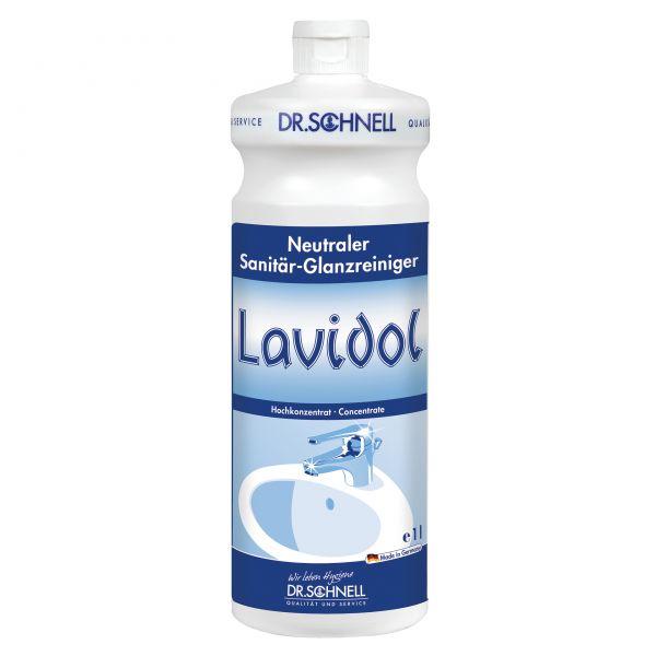 Dr. Schnell Lavidol Sanitärreiniger für Marmor