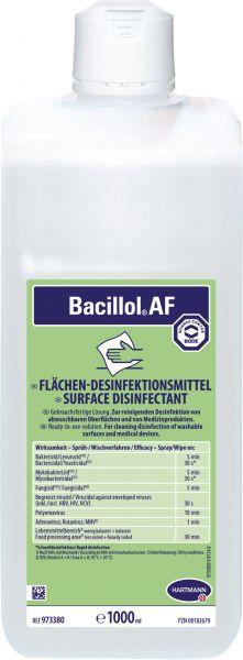 Bacillol AF Flächendesinfektionsmittel