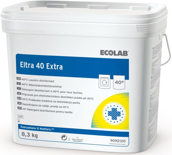 ECOLAB Eltra 40 Desinfektionswaschmittel