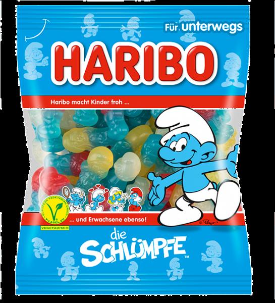 Haribo Die Schlümpfe