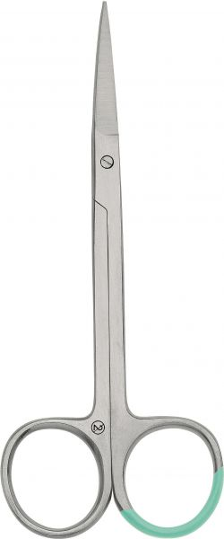 Irisschere gebogen 11,5 cm