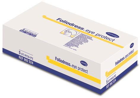 Foliodress Eye Protect Schutzbrille