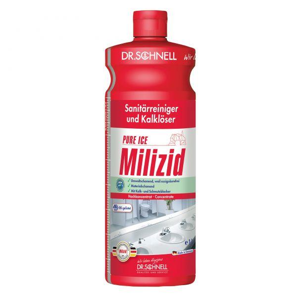 Dr. Schnell Milizid PURE ICE Sanitärreiniger