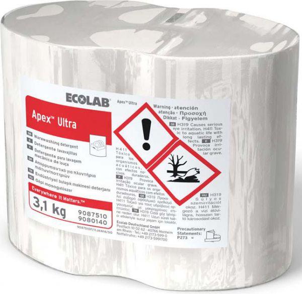 Ecolab Apex Ultra, Hochkonzentriertes Maschinenspülmittel