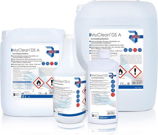 MyClean DS A Flächendesinfektion