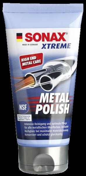 SONAX XTREME MetalPolish Schleifmittel