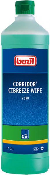 Buzil Corridor Cibreeze Wipe S 790 Unterhaltsreiniger Wischpflege