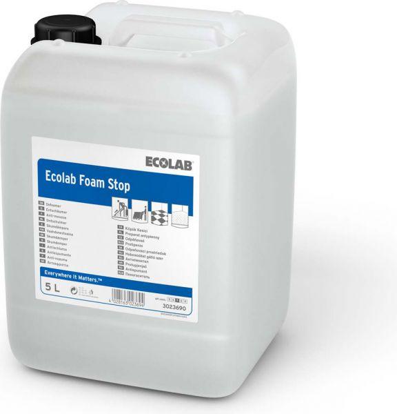 ECOLAB Ecolab Foam Stop Flüssiges Entschäumer Konzentrat