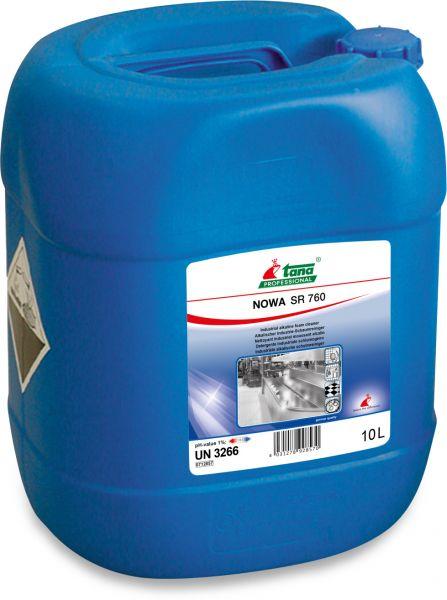 TANA nowa sr 760 Alkalischer Industrie Schaumreiniger ohne Chlor