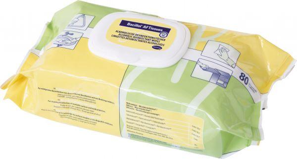 Bacillol AF Tissues Alkoholische Desinfektionstücher